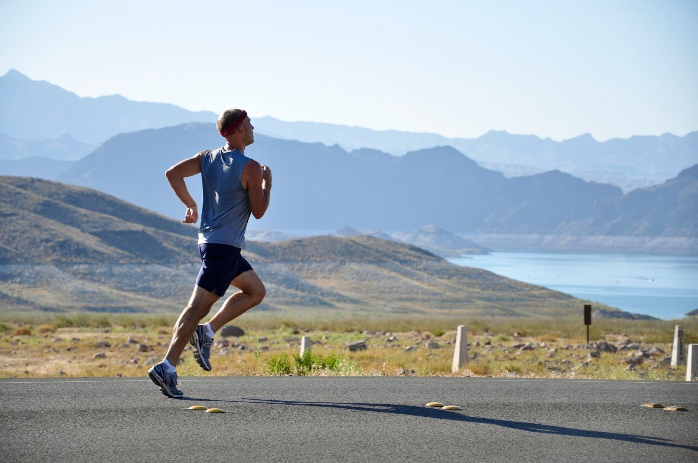 How many calories do you burn running a mile?