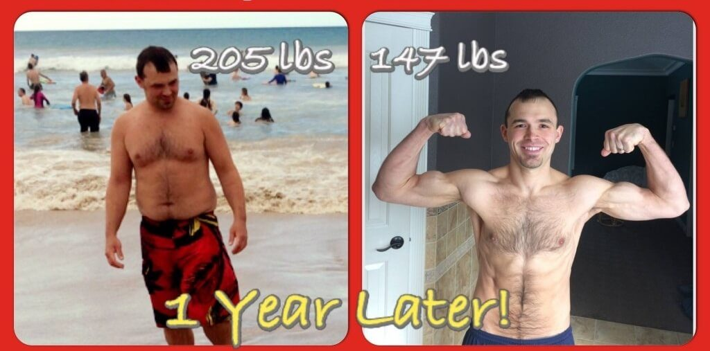 Running To Lose Weight - Before and After Photos - 5KRunning com