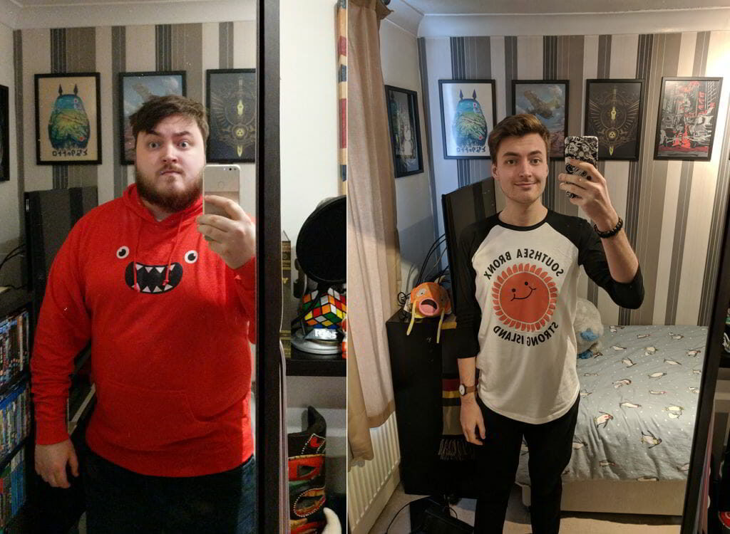 Running To Lose Weight Before And After Photos 5krunning Com