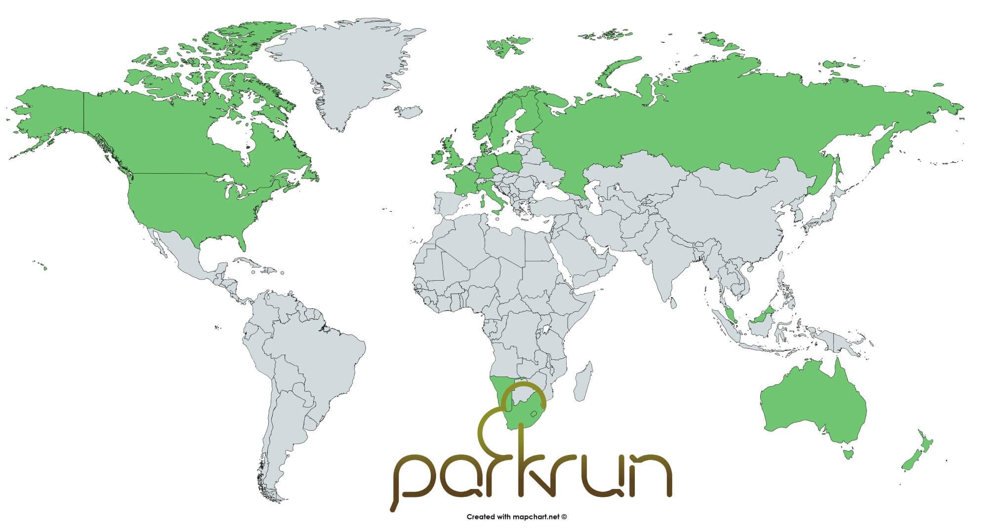 Parkrun Near Me