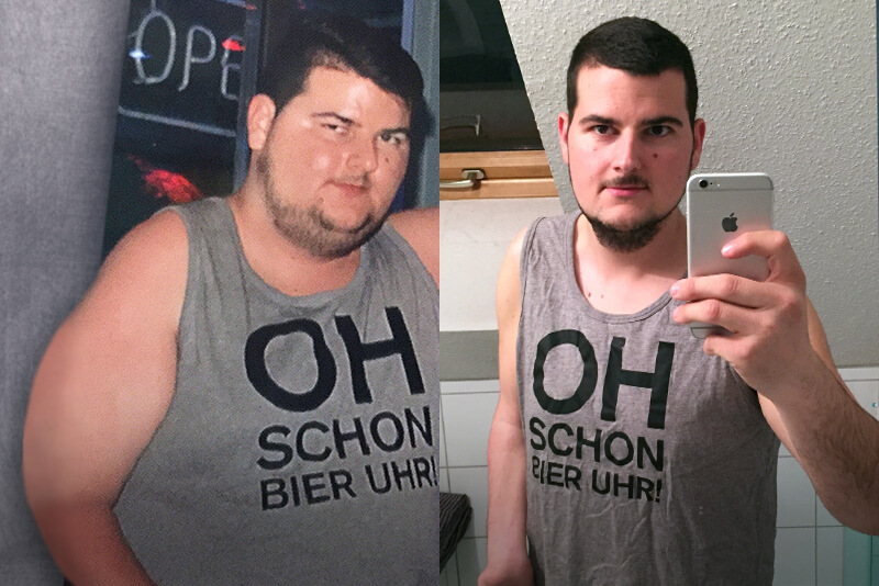 Julian Fritz Weight Loss