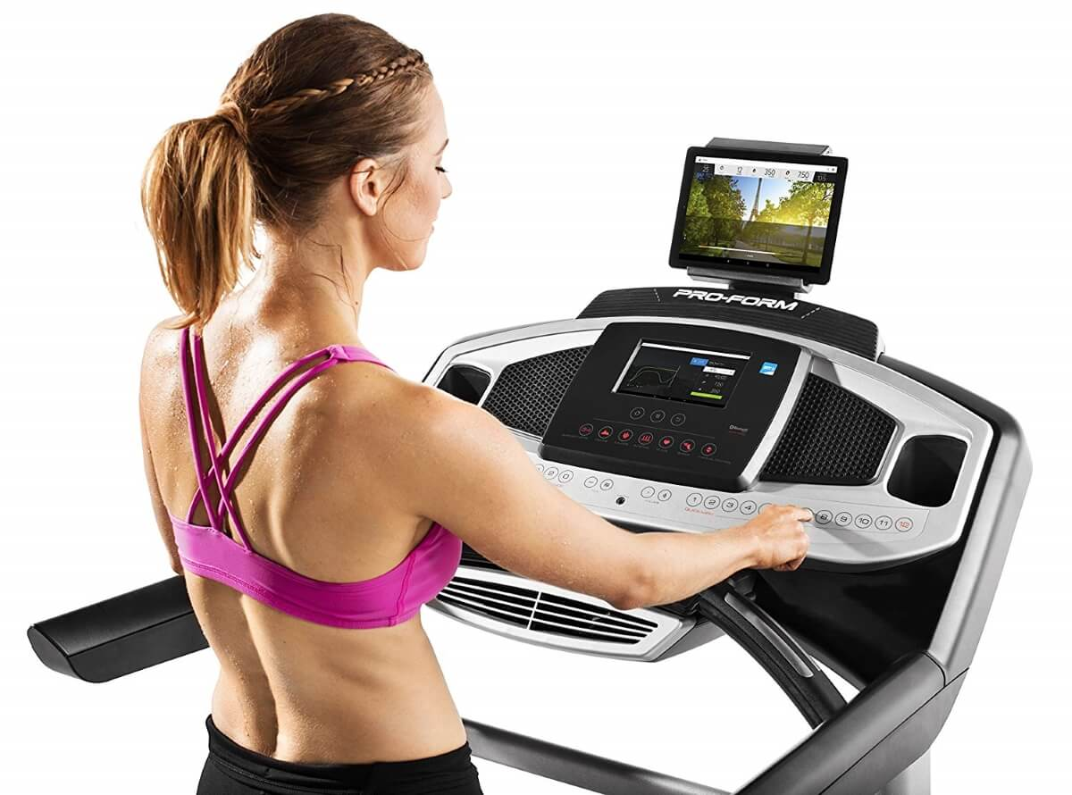 The BEST 10 Treadmills with TV Screens – 2019 Edition
