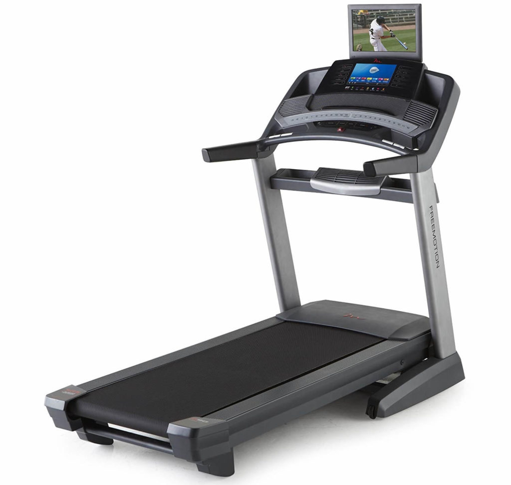 FreeMotion 890 Treadmill with TV Screen