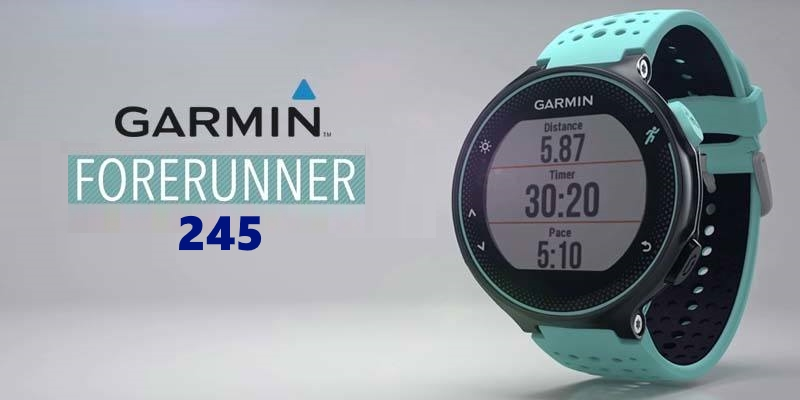 Garmin Forerunner 245 – Everything You Need To Know!