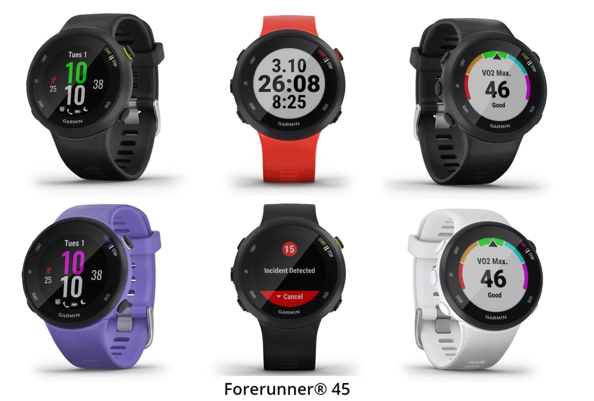 Garmin Forerunner 45 – Everything You Need To Know!