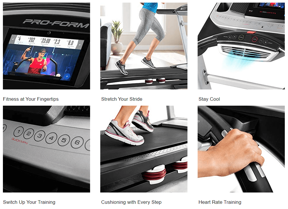 The BEST 10 Treadmills with TV Screens - 2019 Edition