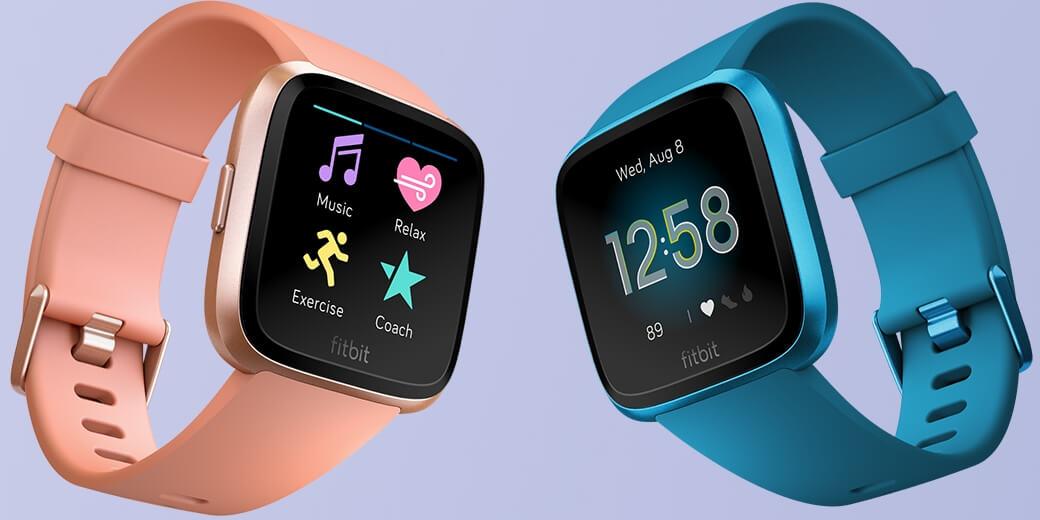 Fitbit Versa vs Versa Lite