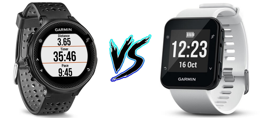 Garmin Forerunner 35 vs Forerunner 235 - Which Is Better