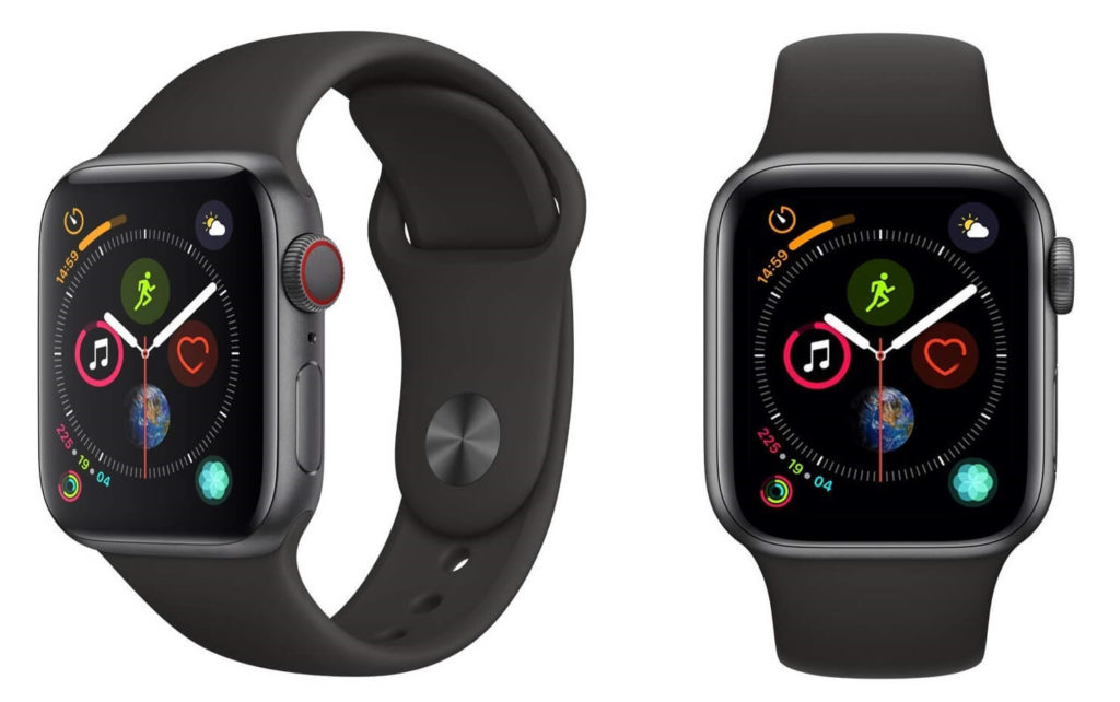 Apple Watch Series 4 Fitness Watch