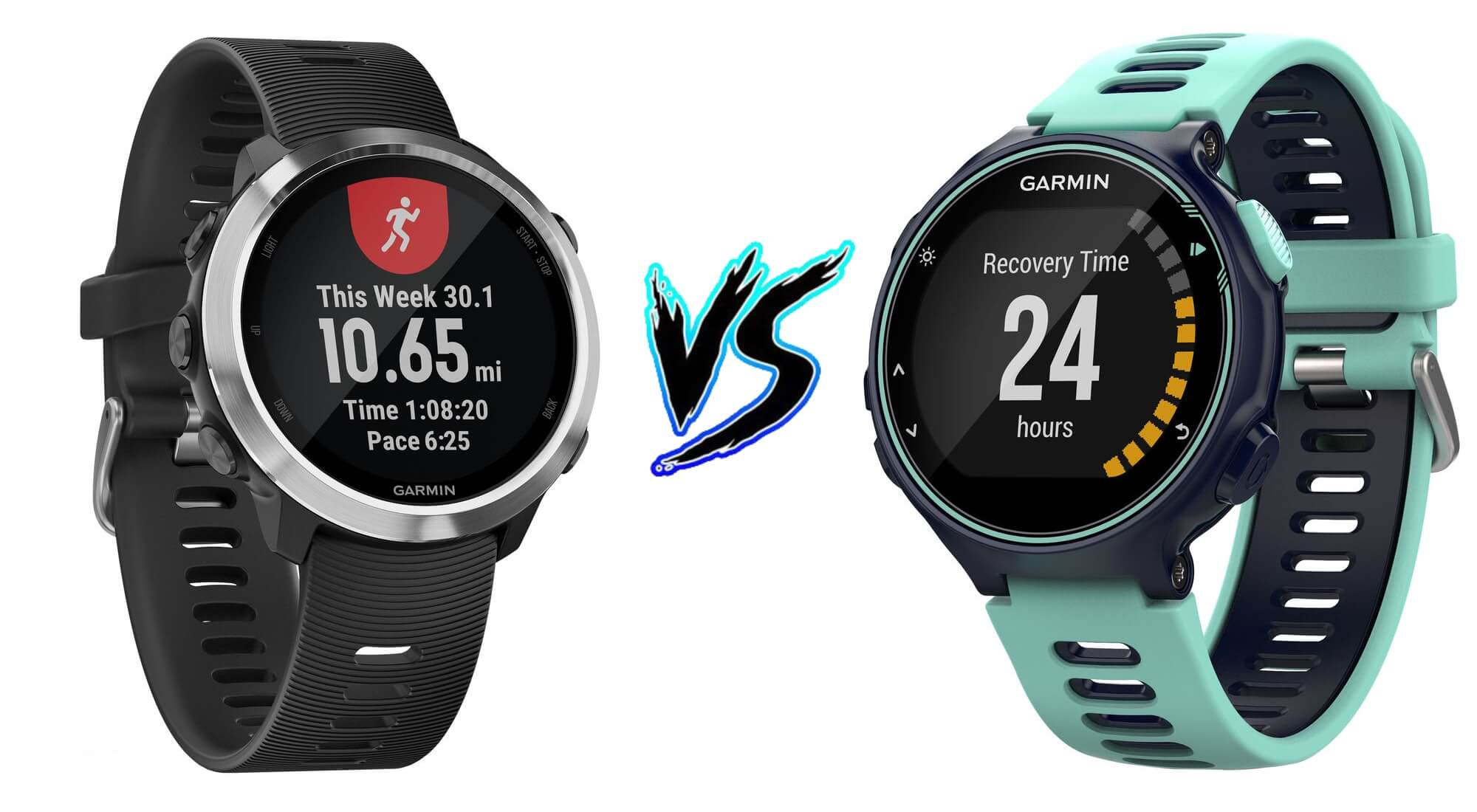 Garmin Forerunner 645 vs 735XT – Simple Product Comparison