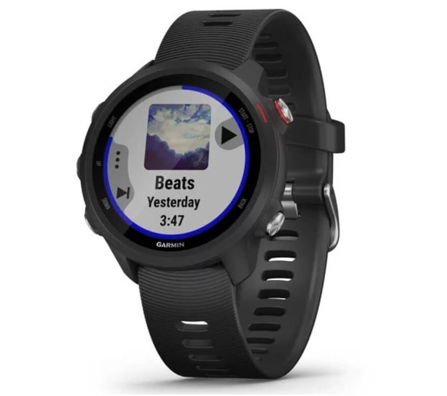 Garmin_Foreunner_245_Black