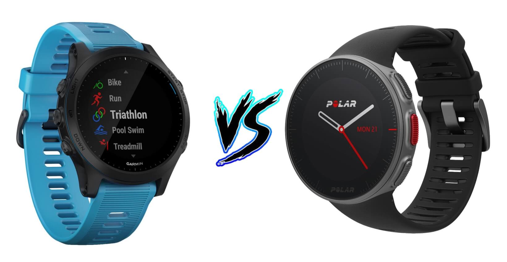 Garmin Forerunner 945 vs Polar Vantage V – Product Comparison