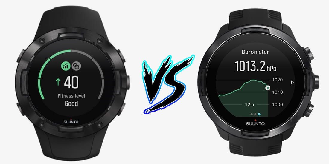 Suunto 5 Vs Suunto 9 Baro Product Comparison 5krunning Com