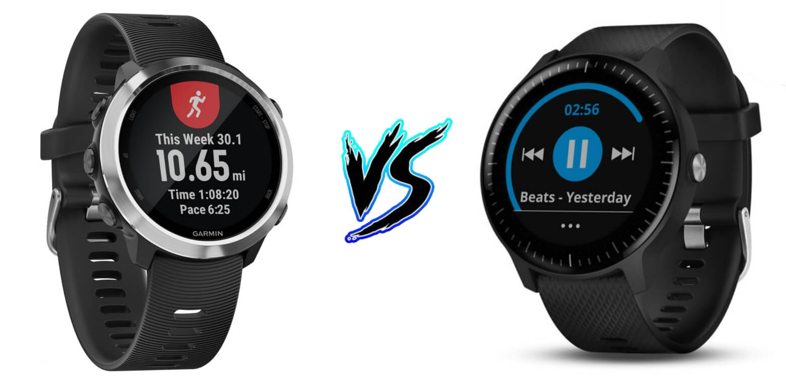 Garmin Forerunner 645 vs Vivoactive 3 Music – Product Comparison