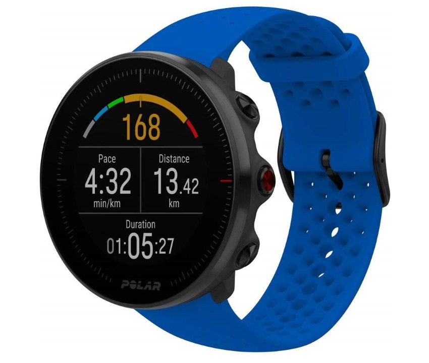 Polar Vantage M Blue Black