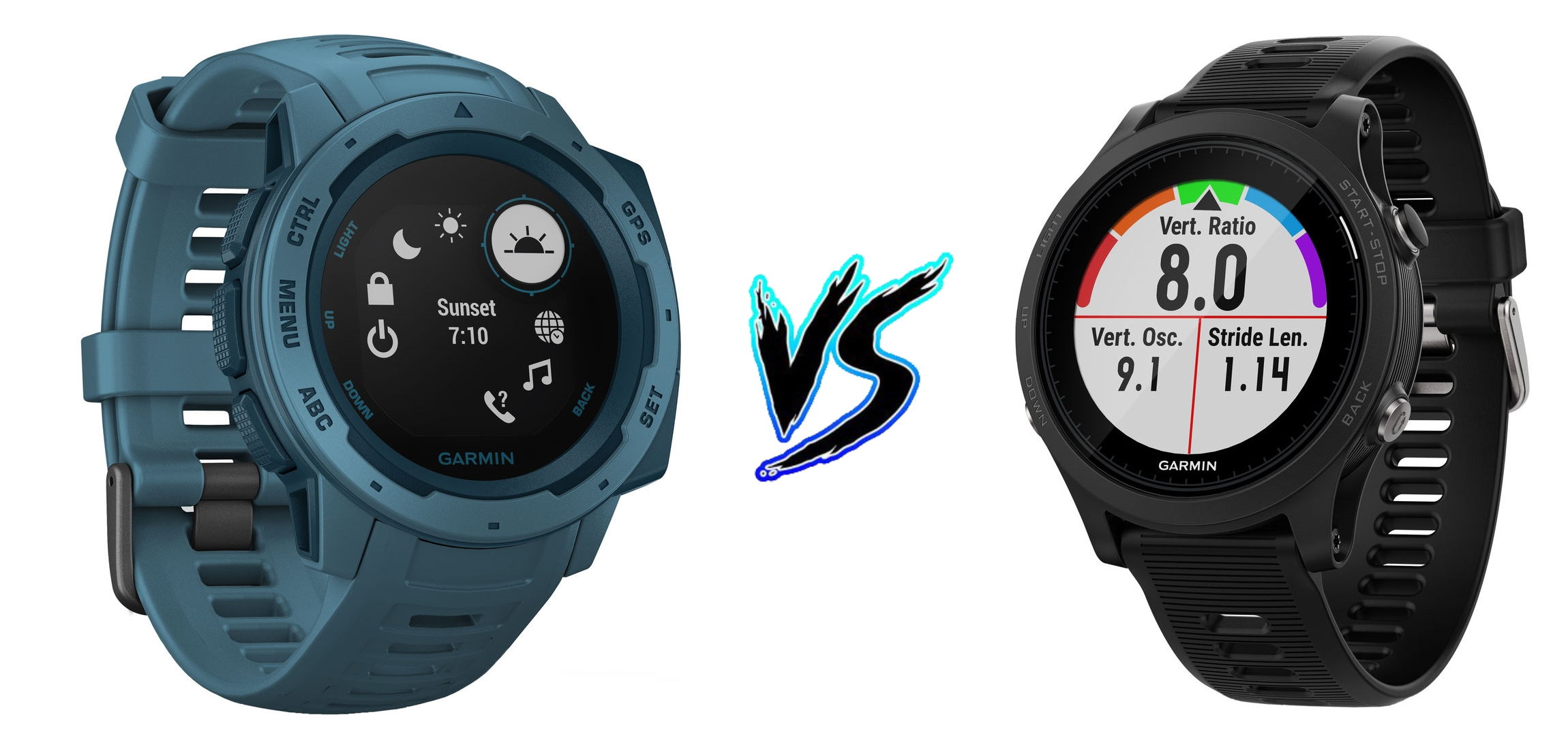 Garmin Instinct vs Forerunner 935