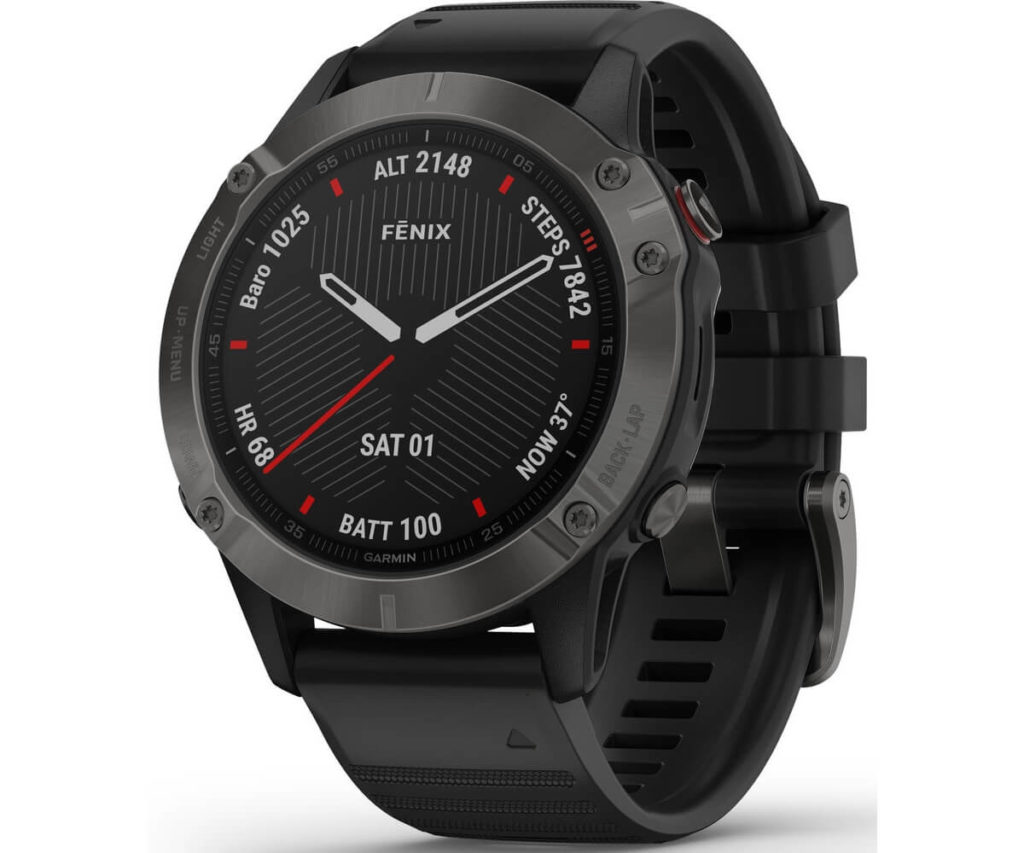 Garmin Fenix 6 Black 2