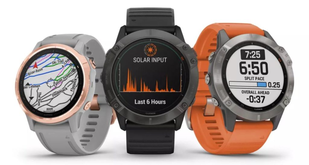 Garmin Fenix 6 Family