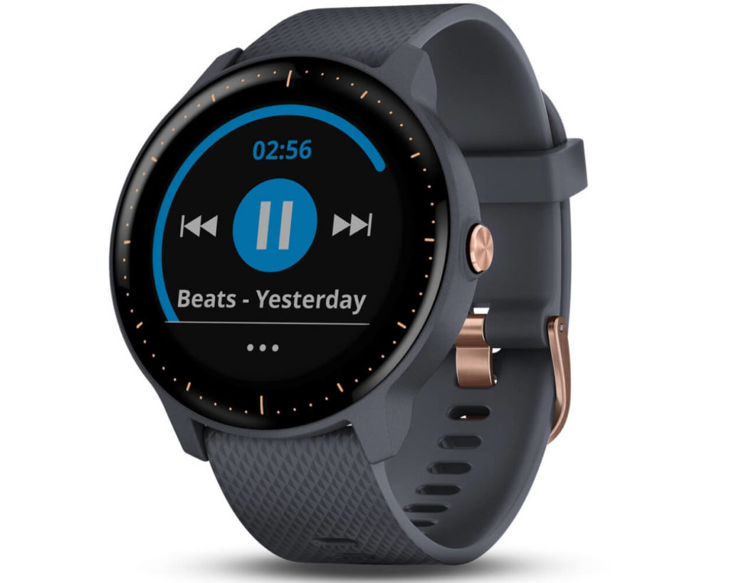 Garmin Vivoactive 3 Music Rose Gold