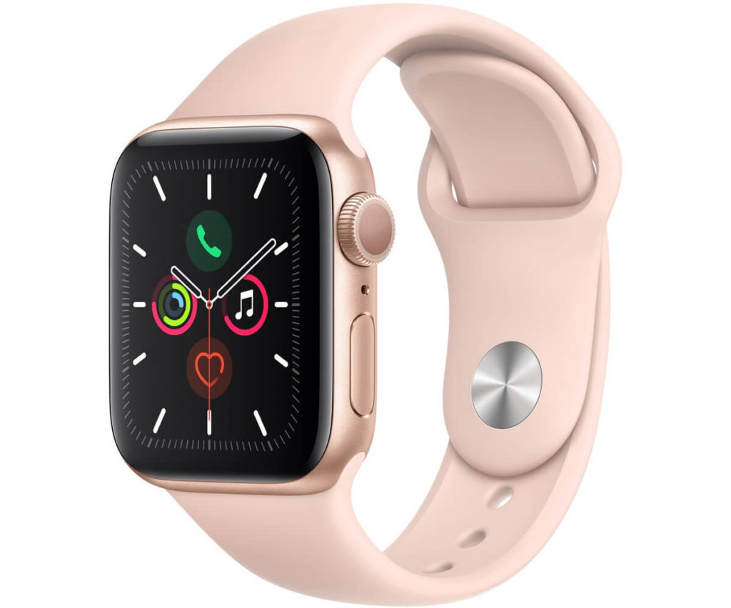 Apple Watch Series 5 Pink Rose Gold
