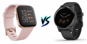 Garmin Vivoactive 4 vs Fitbit Versa 2