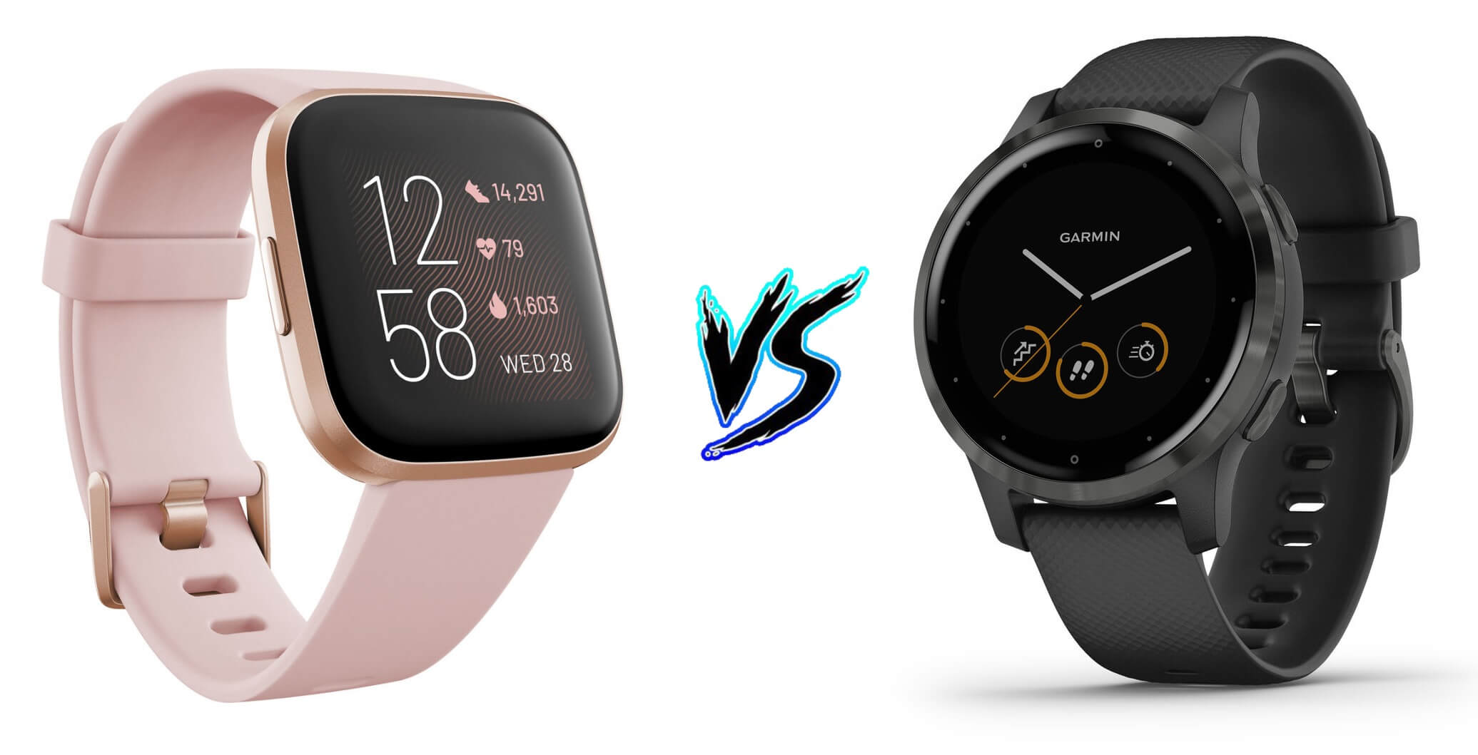 Garmin Vivoactive 4 vs Fitbit Versa 2 – Product Comparison