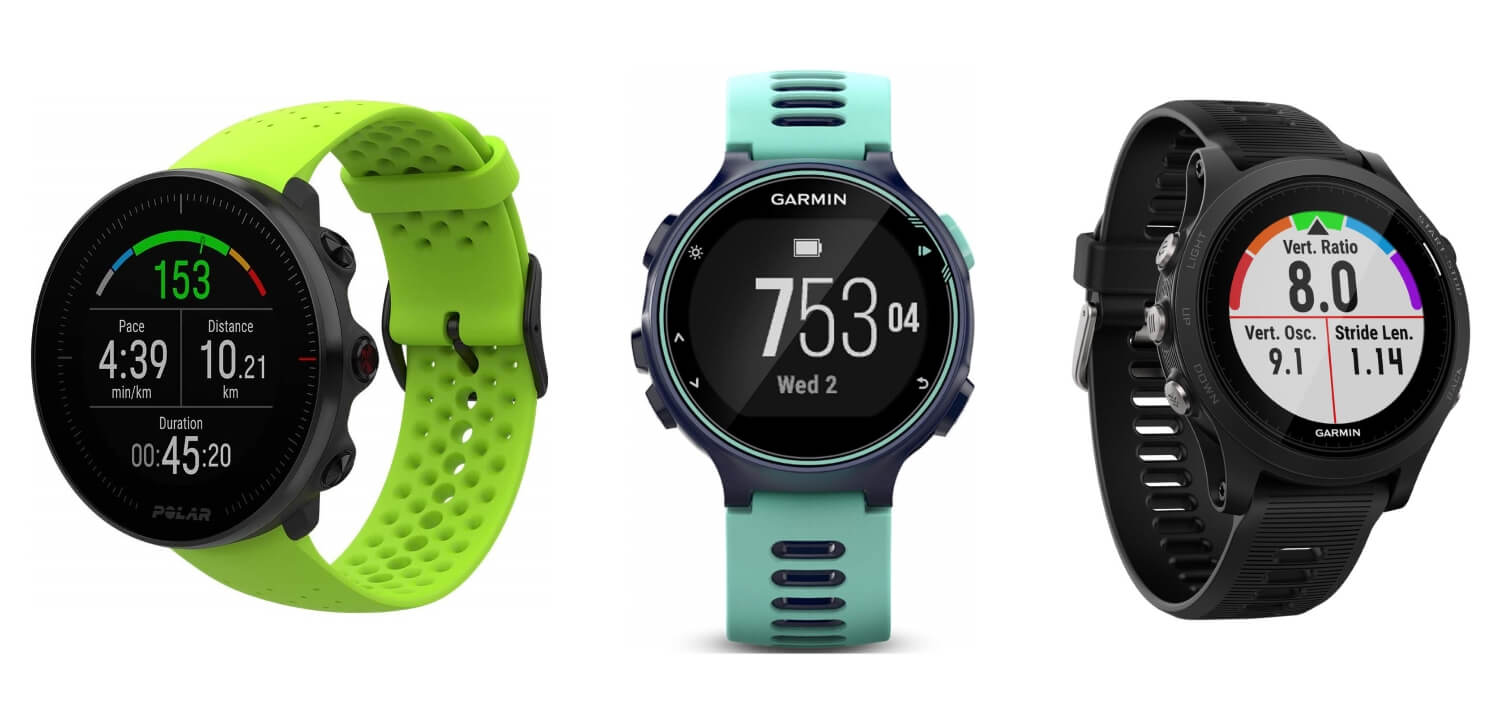 Garmin Forerunner 735XT Alternatives