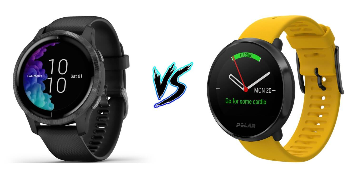 Garmin Venu vs Polar Ignite