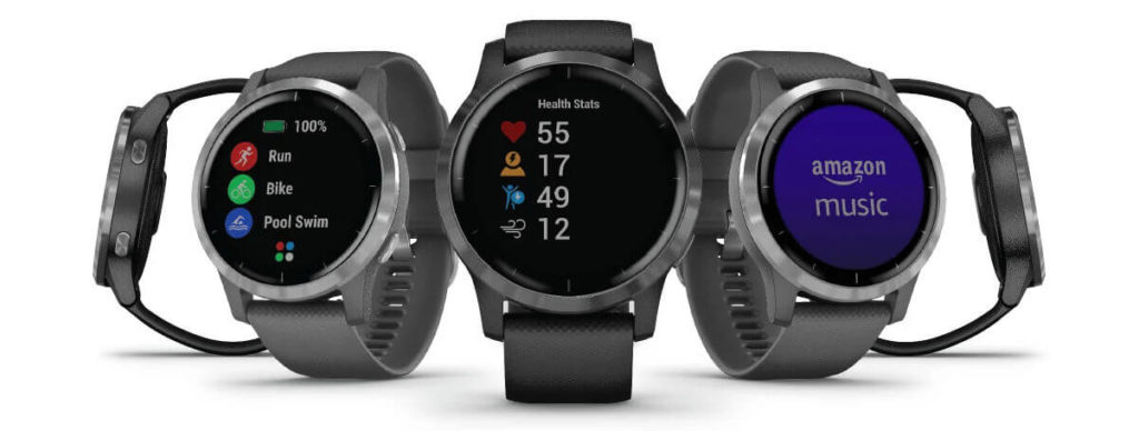 Reasons To Choose Garmin Vivoactive 4