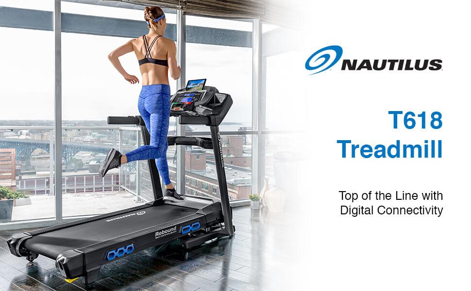 Main Reasons To Choose Nautilus T618 Treadmill