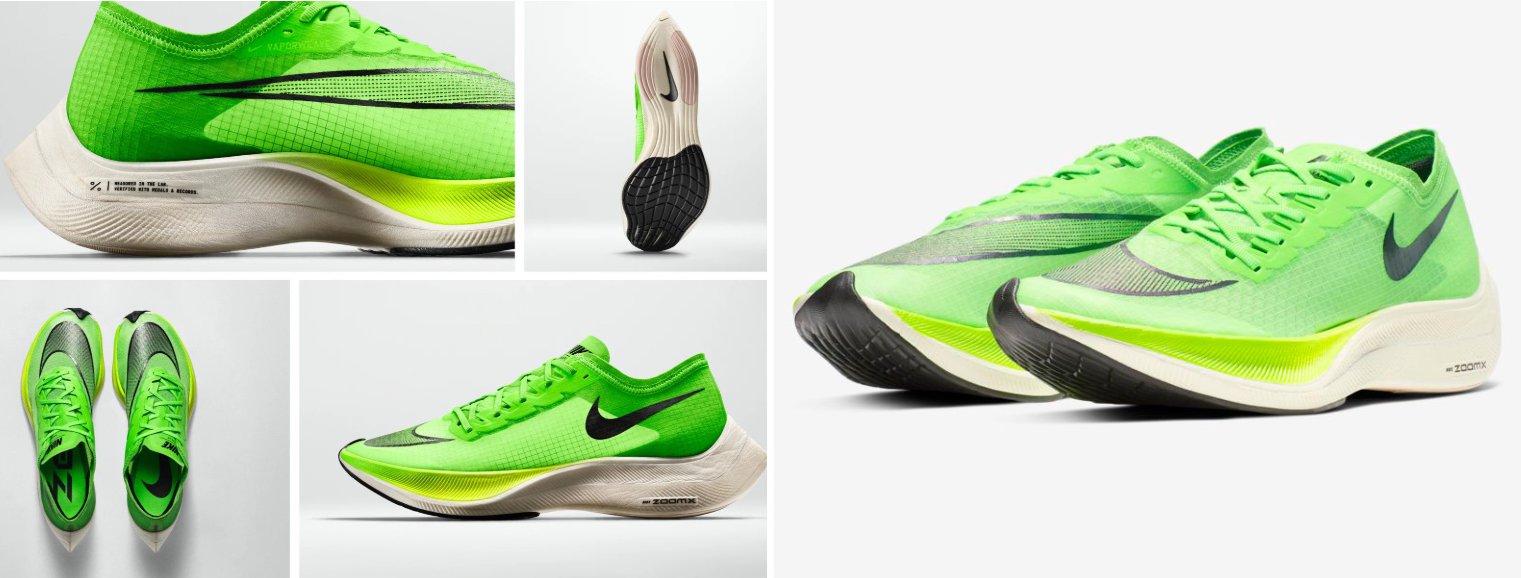 Are Nike Vaporfly Running Shoes Banned?