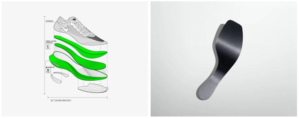 Nike Vaporfly Technology