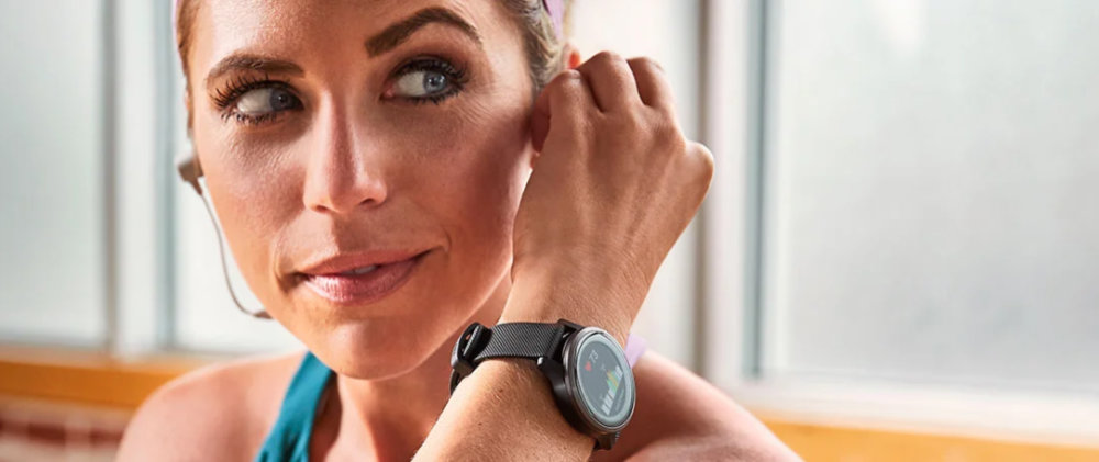 Reasons To Choose Garmin Vivoactive 4S