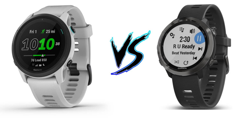 Garmin Forerunner 745 vs Forerunner 645 – Product Comparison