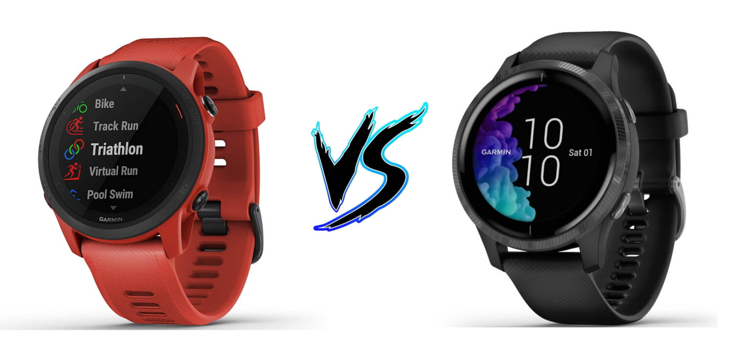 Garmin Forerunner 745 vs Garmin Venu - Product Comparison