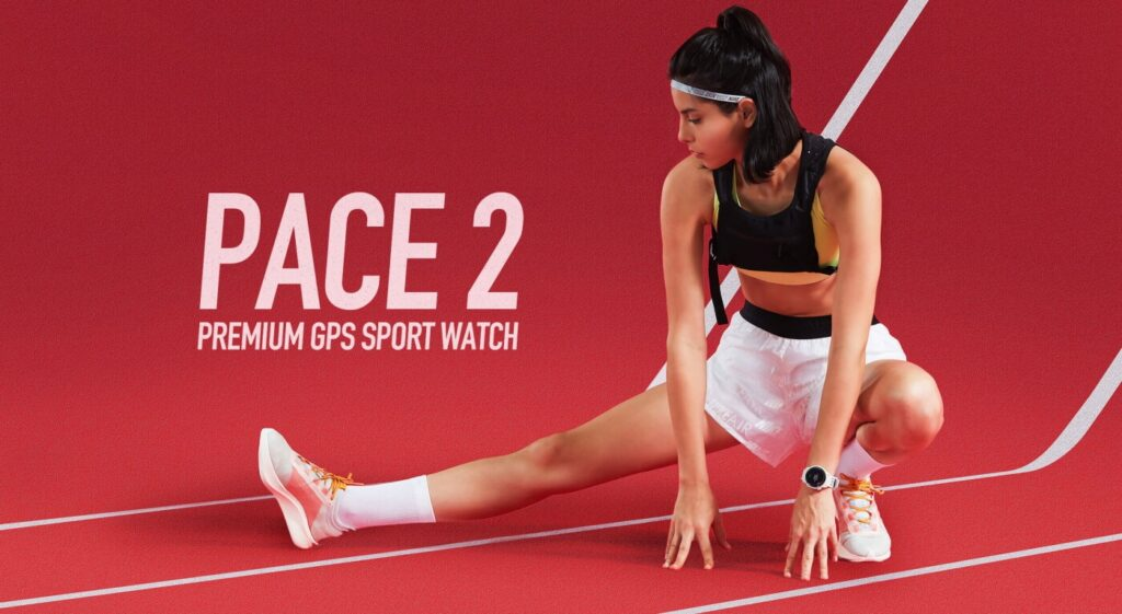 Coros Pace 2 Banner