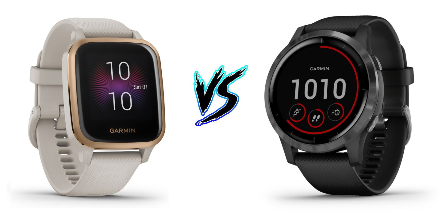 Garmin Venu SQ vs Vivoactive 4 – Comparison