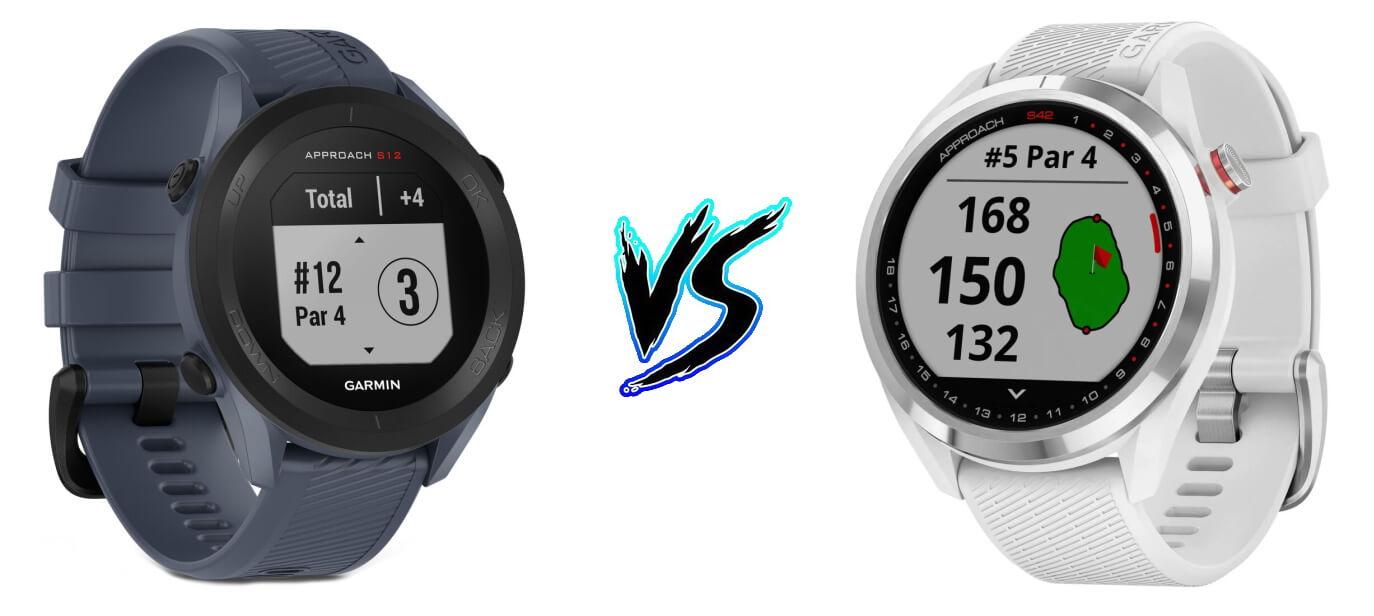 Garmin Approach S12 vs S42 – Comparison