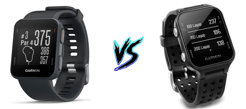 Garmin Approach S10 vs S20 – Comparison